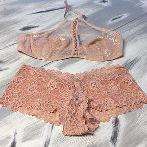 Victoria's Secret Very Sexy Bra and Panty Set